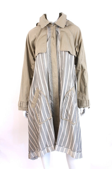 Alexander Wang Silk Trench Coat