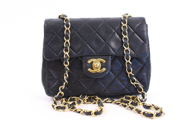 Vintage Chanel Classic Small/Mini Flap Bag