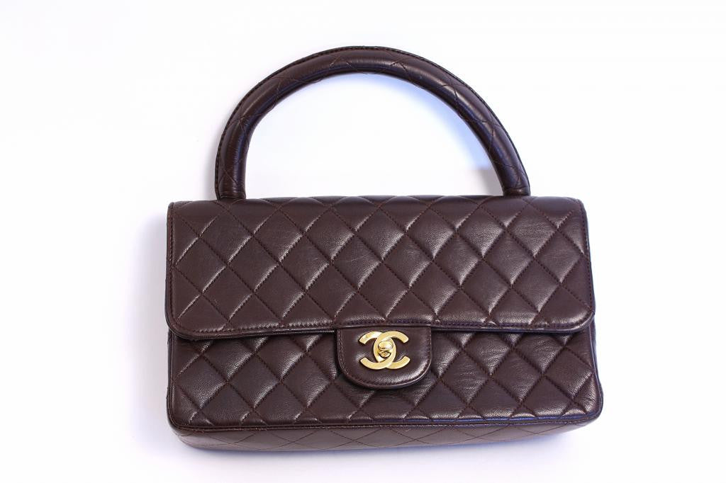 Chanel Brown flap Bag