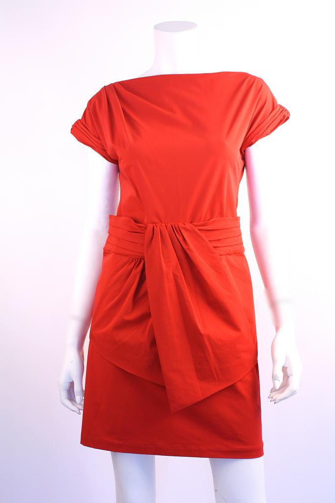 New DIANE VON FURSTENBERG Red Dress