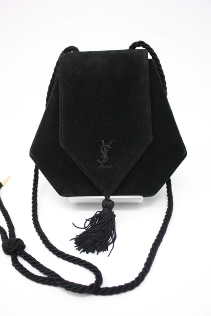 Rare Vintage Ysl Bag At Rice And Beans Vintage
