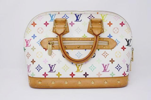 LOUIS VUITTON Murakami Alma MM Bag