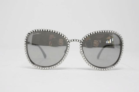 CHANEL Pearl Sunglasses ON LAYAWAY
