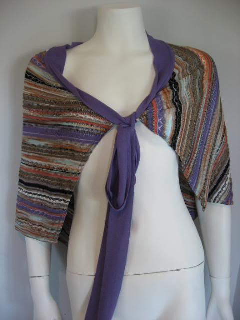 MISSONI Signature Weave Shawl, Cape, Wrap