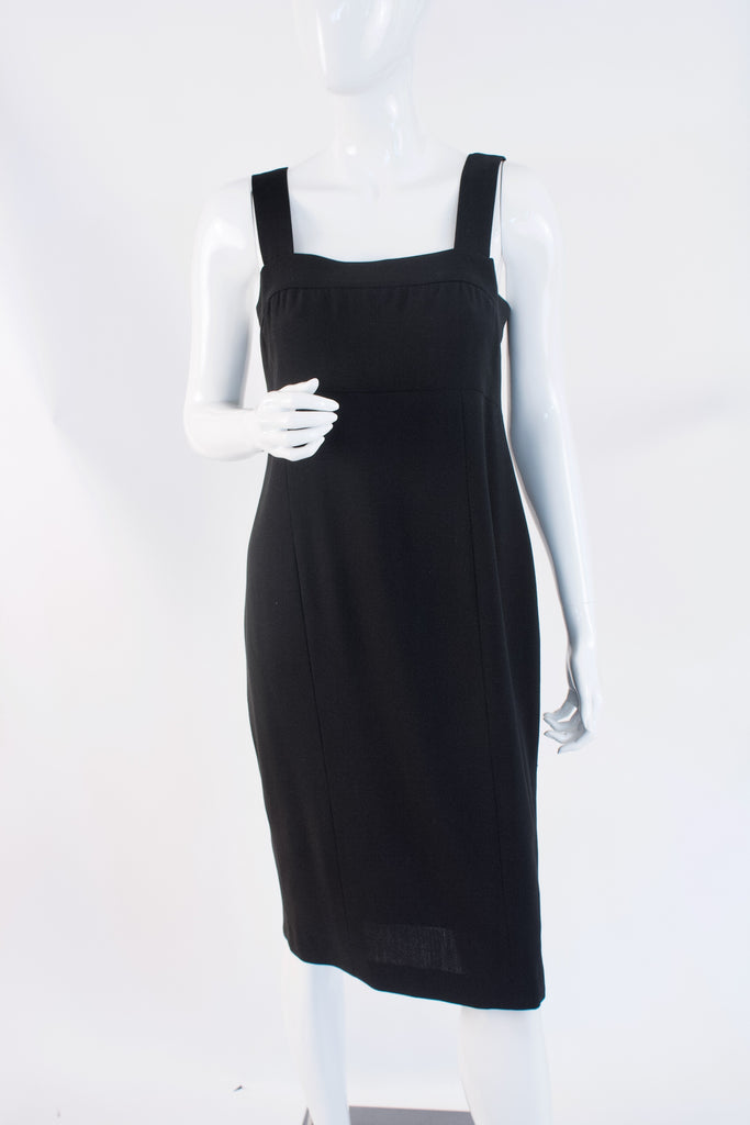 Vintage CHANEL 98P Little Black Dress