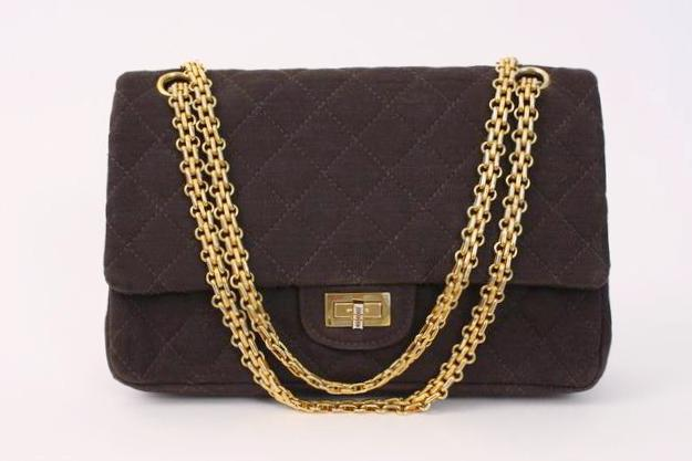 Vintage 60's Chanel Double Flap Handbag