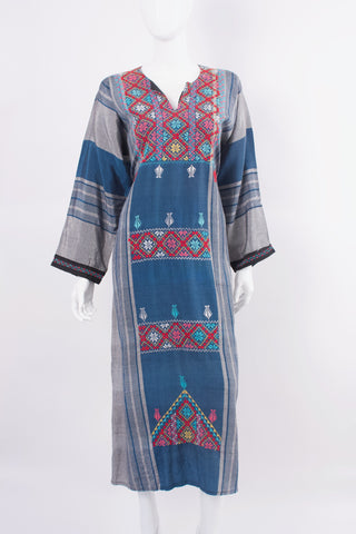 Vintage Embroidered Caftan