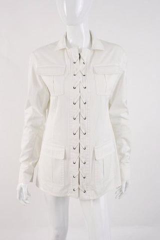 YVES SAINT LAURENT Tom Ford Safari Jacket