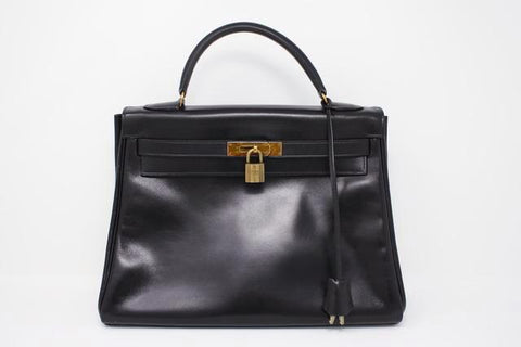 Vintage HERMES 1950 Kelly Bag