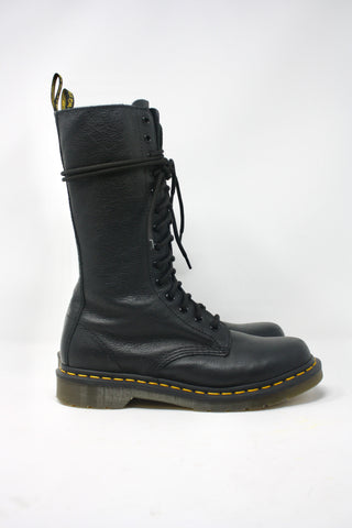 DOC MARTEN Tall Leather Boots