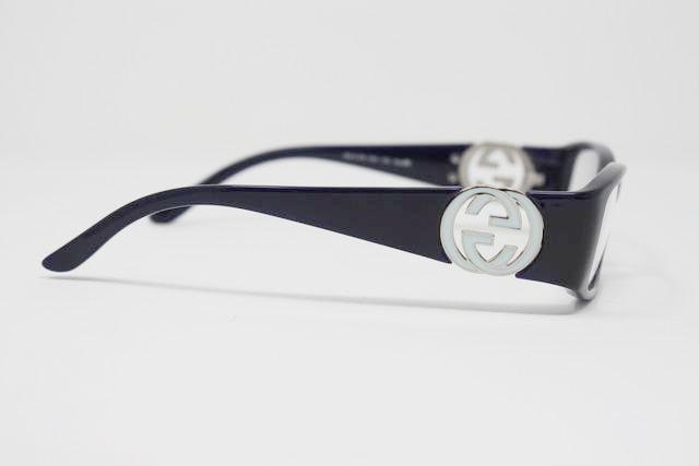 Authentic Gucci Eyeglasses Logo