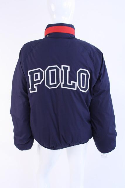 Vintage Polo RALPH LAUREN Down Jacket