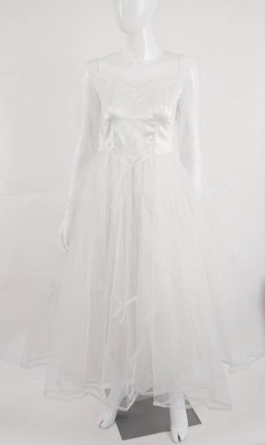 Vintage 50's Tulle Gown