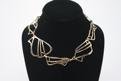 Vintage PIERRE CARDIN Modernist Necklace