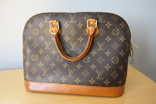 Louis Vuitton Monogram Handbag