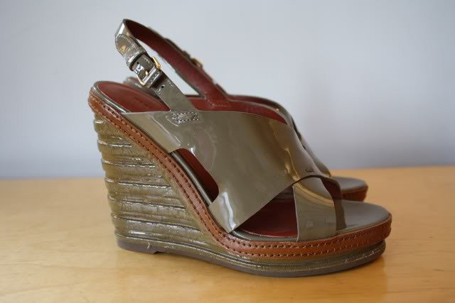 Marc Jacobs Platform Wedges