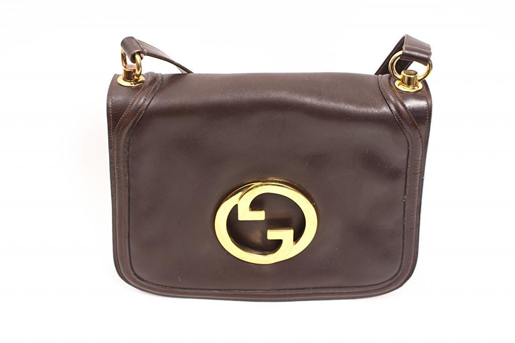 ce4809f00ce Vintage 70 s GUCCI Blondie Handbag at Rice and Beans Vintage