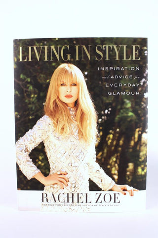 """Living In Style"" by RACHEL ZOE"