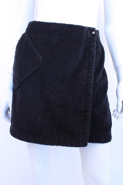 Rare Vintage Chanel Terry Cloth Skirt