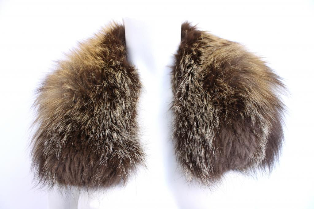 Vintage Fox Fur Collar