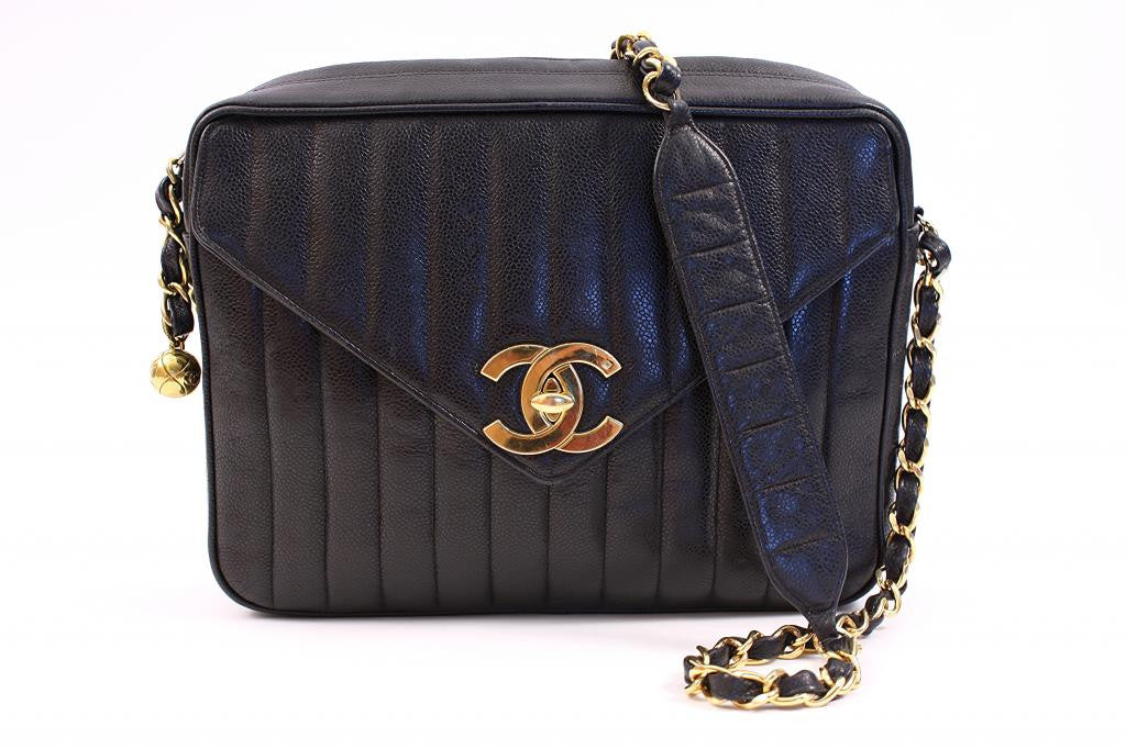 Rare Vintage Chanel Jumbo Flap Bag