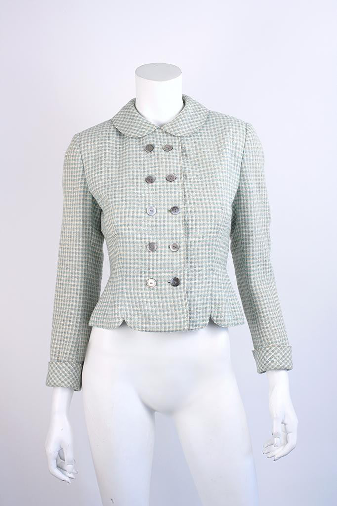 Vintage 50's Tweed Jacket