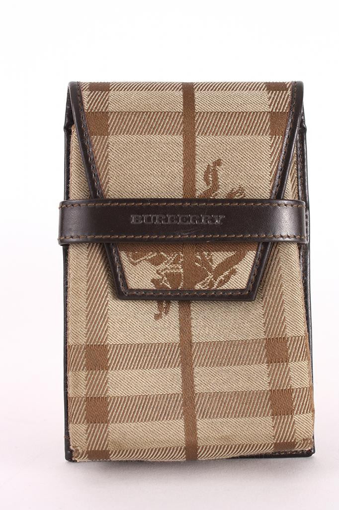 Burberry Phone iPod Case