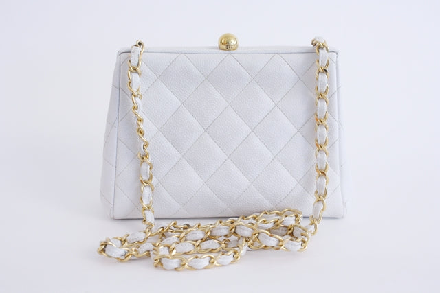 Vintage Chanel caviar bag