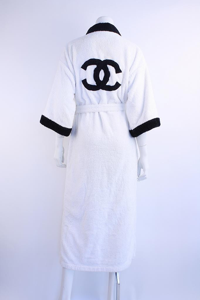 Chanel Bath robe