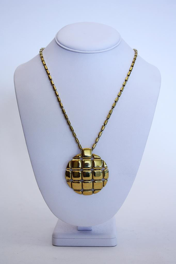 Vintage TRIFARI Modernist Necklace