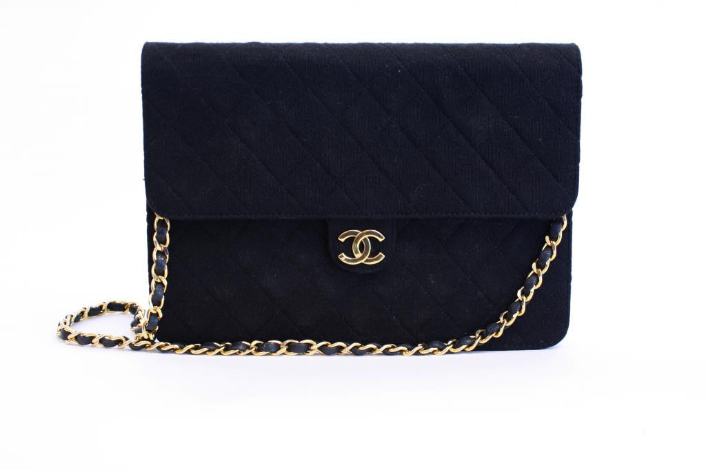 Authentic Vintage Chanel flap bag or clutch