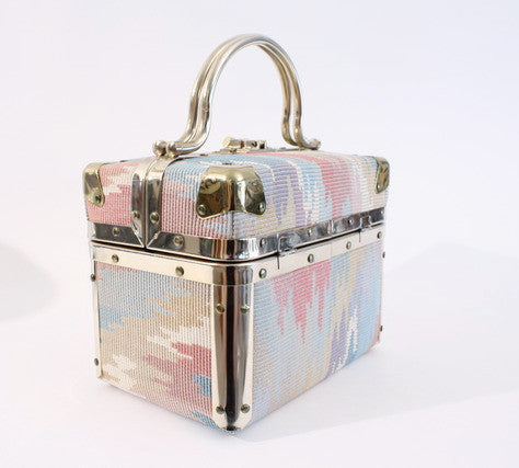 Vintage 60's Delill Trunk Bag