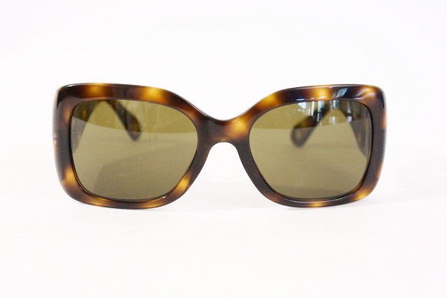 Vintage Chanel quilted sunglasses