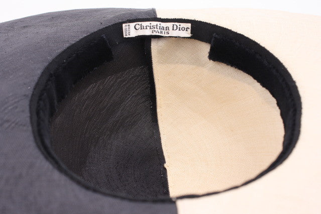 Vintage 60 s CHRISTIAN DIOR Hat at Rice and Beans Vintage dff2642f304