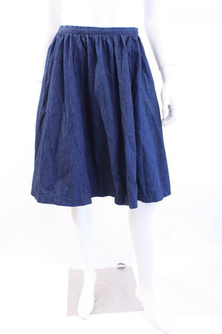 Vintage RALPH LAUREN Denim Skirt
