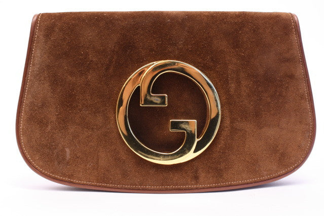 Vintage 70's Gucci Blondie Clutch