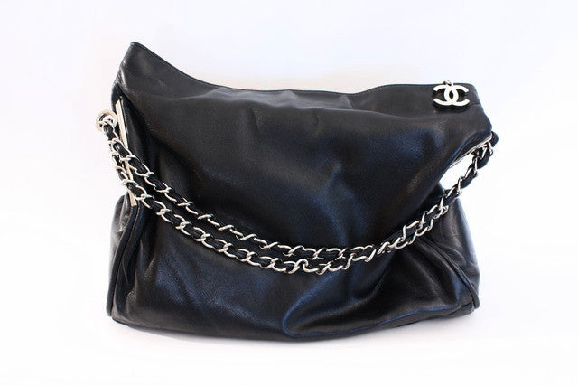 Chanel jumbo ultimate soft tote bag