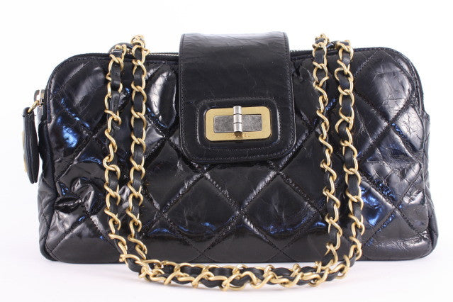 Reissue Chanel Shopper Tote Flap Handbag