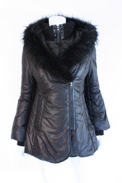 Mackage Down & Fur Coat