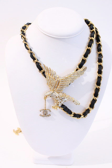 Chanel Eagle Belt or Necklace