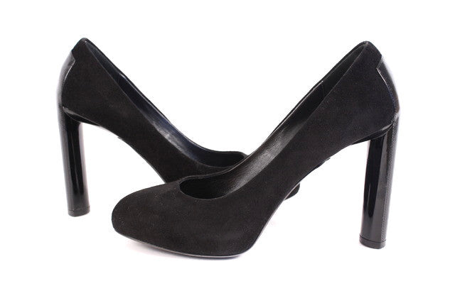 Celine Black Pumps Heels