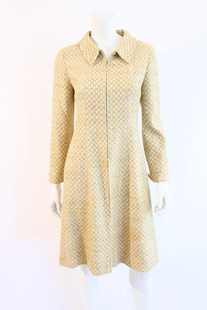 Vintage Chanel Coat Dress