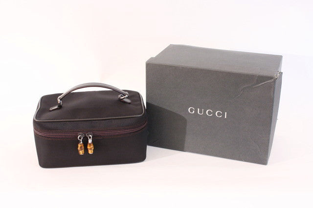 Gucci Cosmetic Travel Case