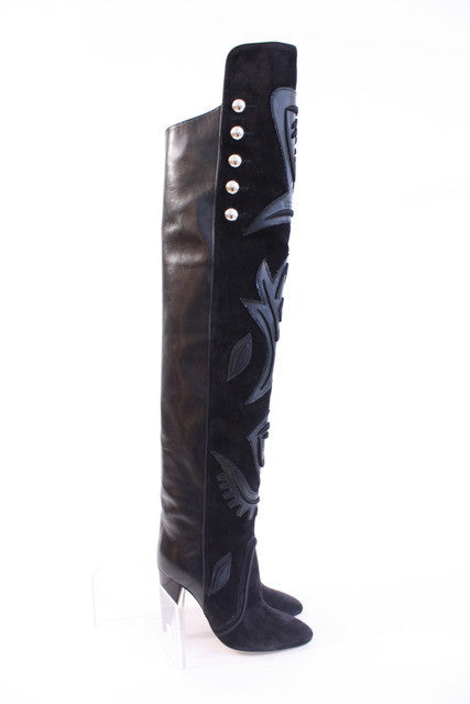 Isabel Marant Becky Over The Knee Boots