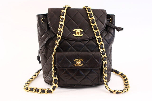 Vintage Chanel Backpack
