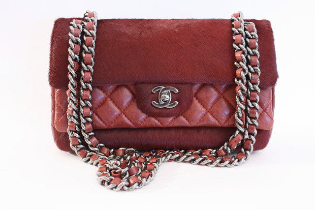Chanel Paris-Dallas Red Double flap Bag