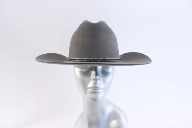 STETSON 4X Beaver Cowboy Hat at Rice and Beans Vintage b86904f9caf