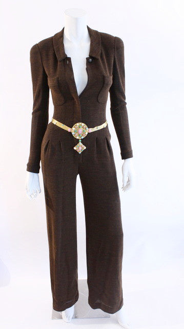 Vintage Chanel Jumpsuit