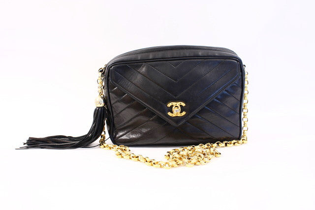 Vintage Chanel Flap Bag