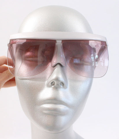 Vintage 80's COURREGES Futuristic Sunglasses